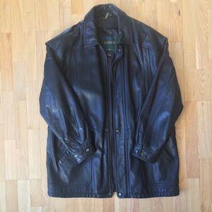 HOST PICK💯💥Men's Danier Leather Jacket 💥
